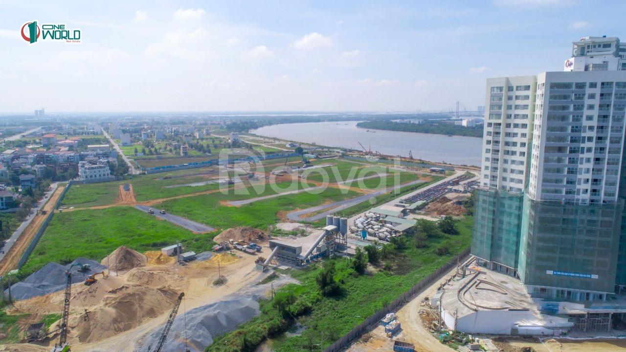 Bán căn hộ 2 phòng ngủ Đảo Kim Cương view sông hướng Đông Nam (ảnh 1)