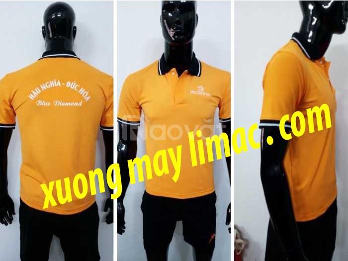Xưởng may áo thun đồng phục công ty giá rẻ