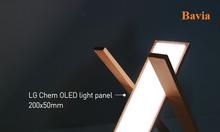 Đèn led panel nghệ thuật D200x50mm
