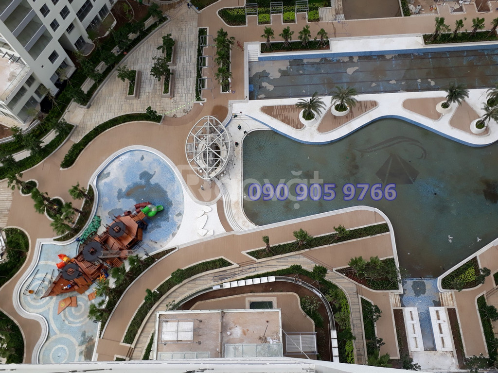 Bán căn hộ 2 phòng ngủ Đảo Kim Cương view sông hướng Đông Nam (ảnh 2)