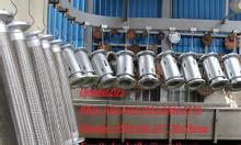 Ống mềm inox - ống mềm inox chịu nhiệt - ống mềm dẫn xăng dầu