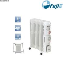 Máy sưởi dầu nào không đốt cháy oxy-Fujie OFR6511 mua ở đây rẻ