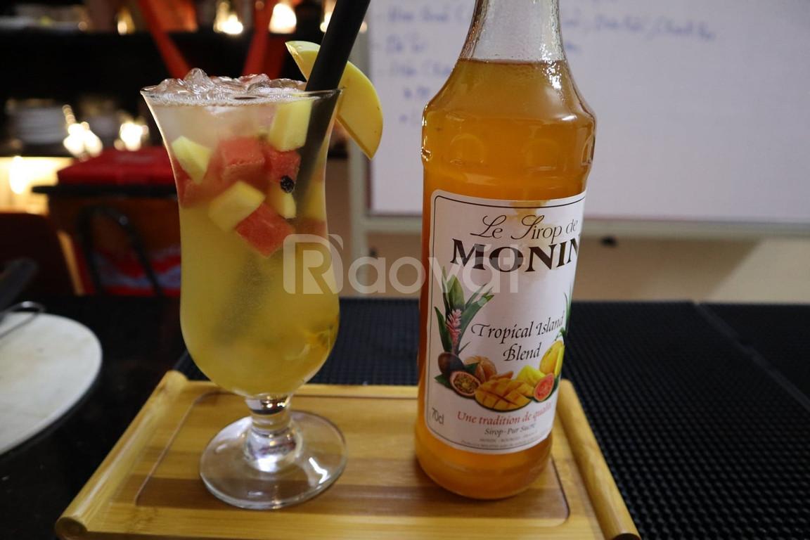 Khóa học pha chế đồ uống mới hiện nay