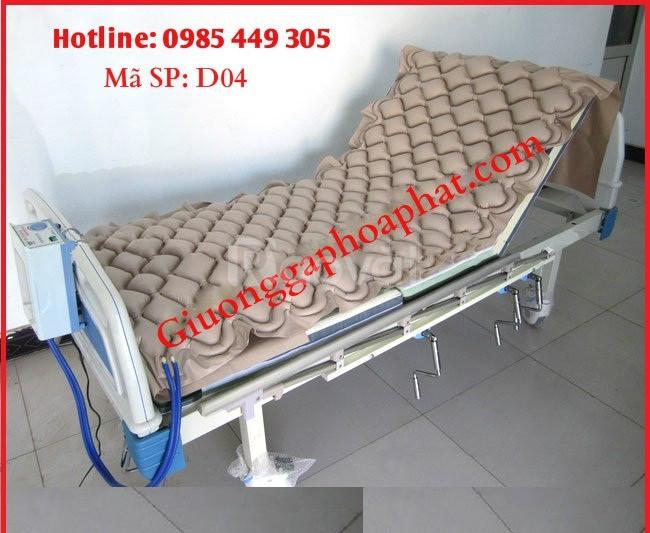 Đệm khí chống loét dùng cho người bệnh, người nằm lâu (DK04)