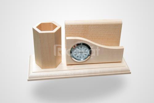 Lịch gỗ để bàn (mẫu 2)