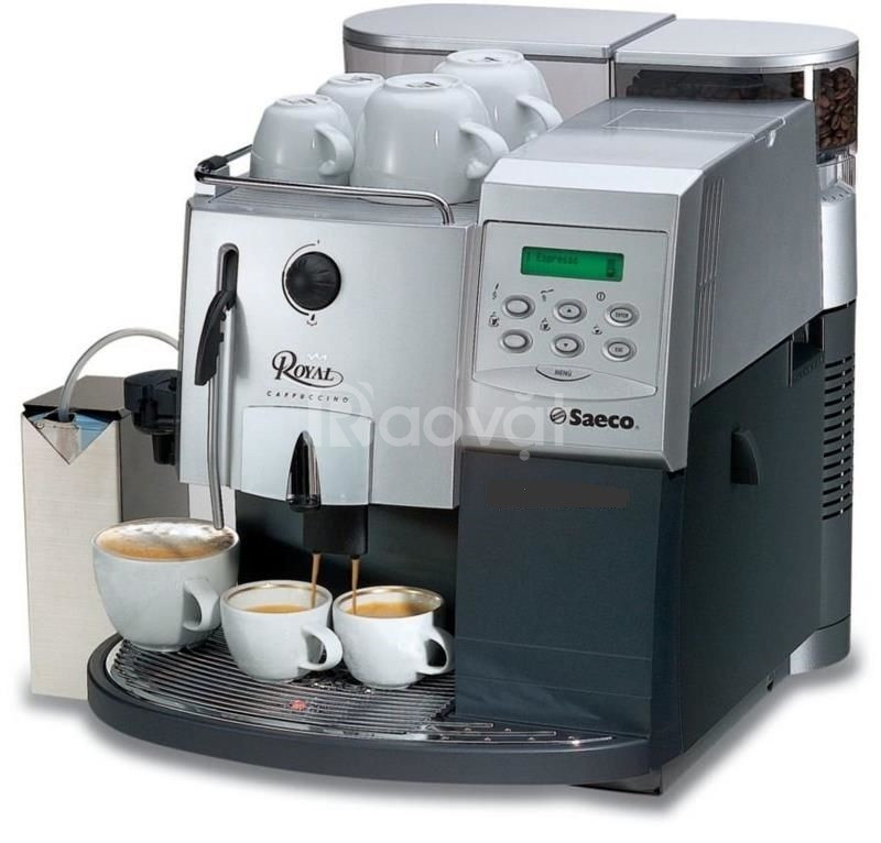 Thanh lý máy pha cafe tự động Saeco Royal Cappuccino