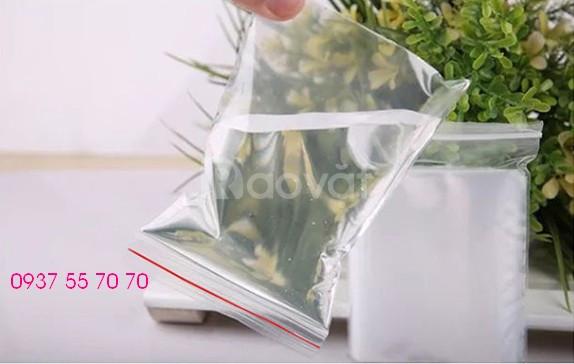 Bao bì nhựa, túi zipper túi nilon giá sỉ tại Tây Nam Bộ