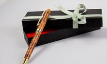 Bút gỗ huyết long xoay