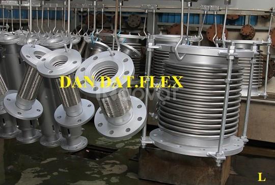 Khớp nối mềm ống mềm chống rung lắp bích/lắp ren