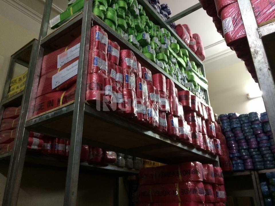 Dây cẩu hàng 5 tấn Hàn Quốc, cáp vải polyester 5 tấn