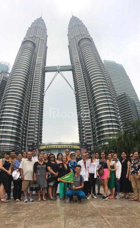 Tour tết dương lịch Sin Malay 5N4D