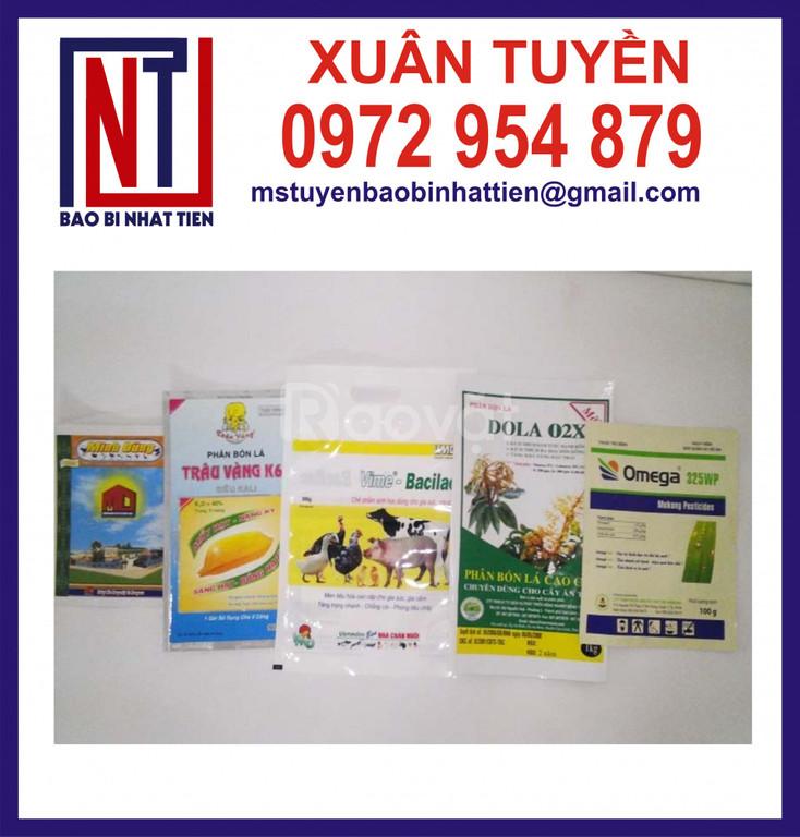Bao bì thuốc bảo vệ thực vật (ảnh 1)