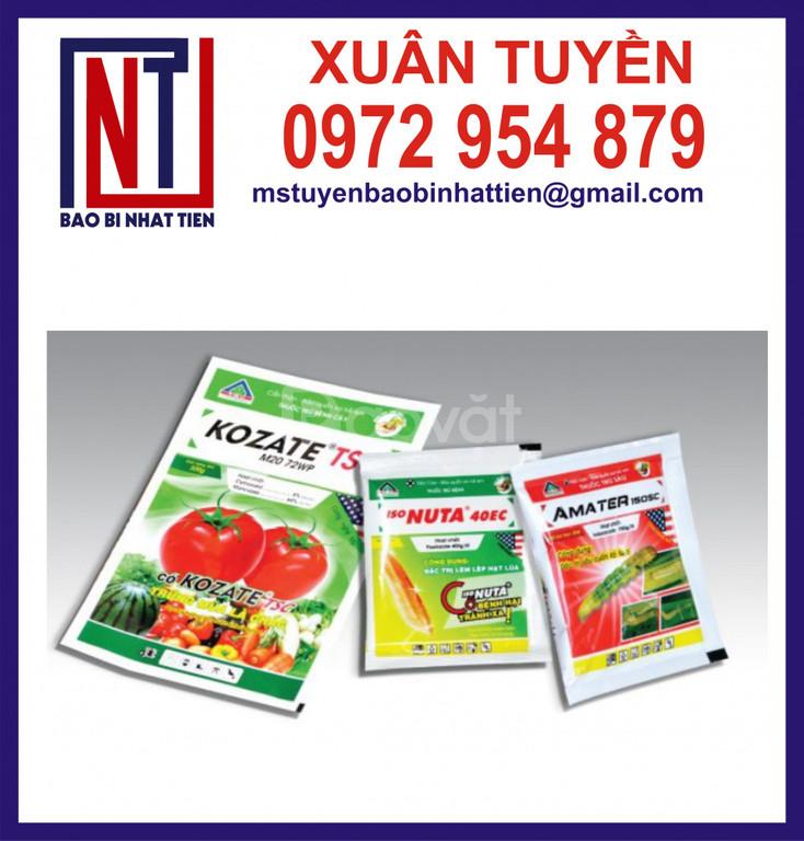 Bao bì thuốc bảo vệ thực vật (ảnh 5)