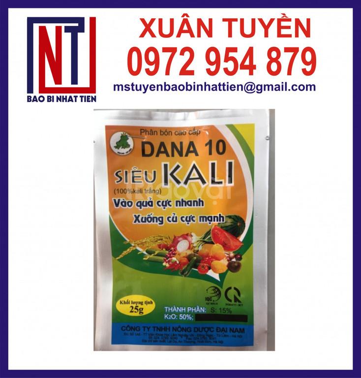 Bao bì thuốc bảo vệ thực vật (ảnh 4)