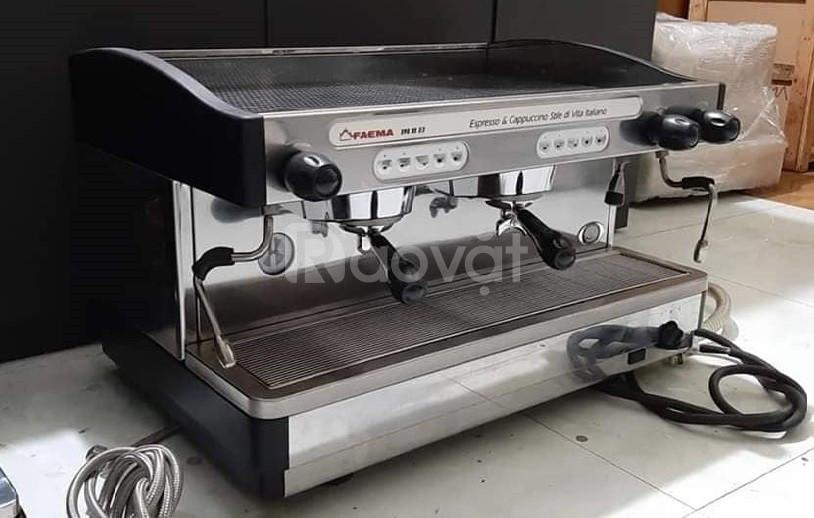 Thanh lý máy pha cafe chuyên nghiệp Faema (Ý)