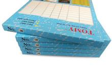 Giấy in tem decal tomy a4 số 125 - 149 sẵn hàng tại kho HCM và HN