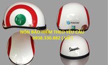Xưởng làm nón bảo hiểm quà tặng quảng cáo