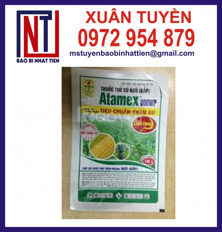 Bao bì thuốc bảo vệ thực vật (ảnh 3)