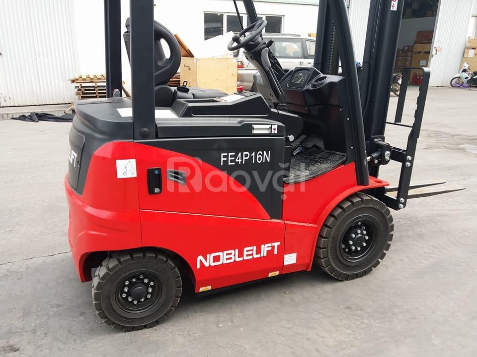 Ms Hiếu cung cấp xe nâng điện ngồi lái Noblelift 1.6T 3M