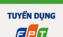 FPT Nha Trang cần tuyển nhân viên thị trường, mức lương thu nhập cao