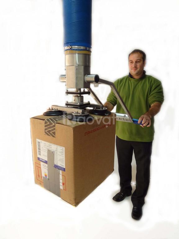 Thiết bị nâng chân không dùng nâng hạ di chuyển bao tải
