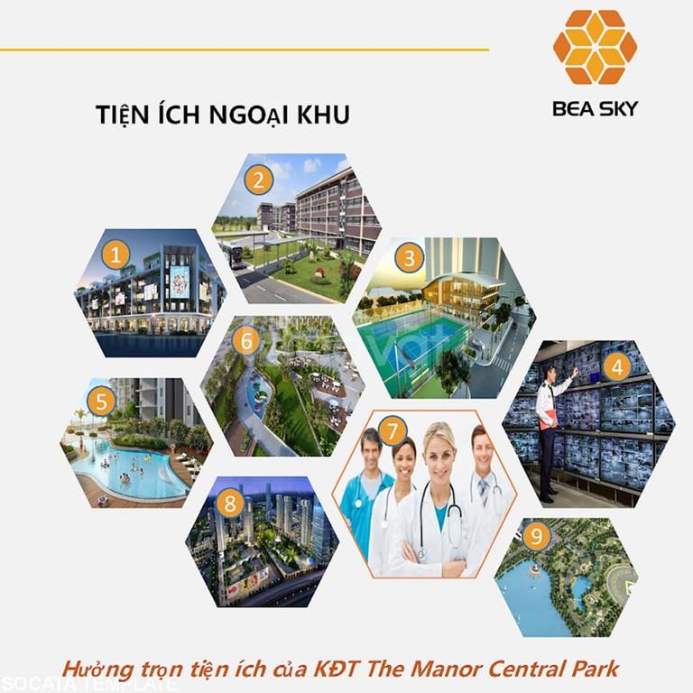 Căn hộ Beasky Nguyễn Xiển chỉ 27tr/m2 - CK 2% - hỗ trợ 70%, LS 0% (ảnh 5)