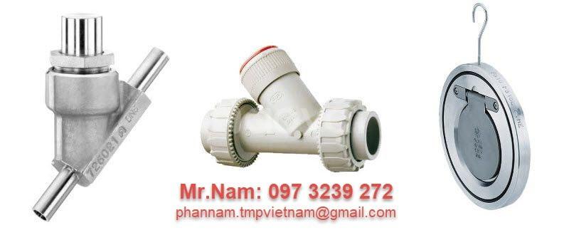 Đại lý Gemu Vietnam - Van Gemu - Gemu chính hãng