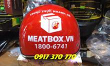 Chuyên làm nón bảo hiểm nửa đầu theo yêu cầu giá rẻ
