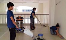 Cung cấp nhân viên dọn dẹp vệ sinh văn phòng tại quận Tân Phú