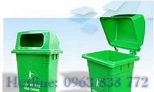 Thùng rác ngoài trời 95L - thùng rác công cộng 90L
