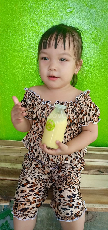 Sữa bắp củ mì - sữa hạt tự nhiên