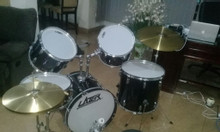 Bán bộ trống jazz drum lazer, trống đánh tay giá rẻ