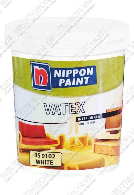 Chuyên cung cấp nhiều dòng sơn nội thất Nippon giá tốt tại miền Nam