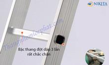 Thang nhôm khóa sập tự động 3,5m