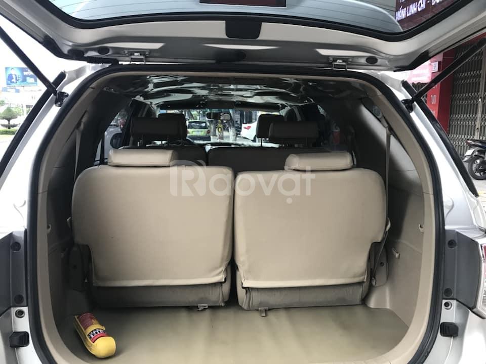 Cần bán gấp Toyota Fortuner 2012 máy dầu (ảnh 6)