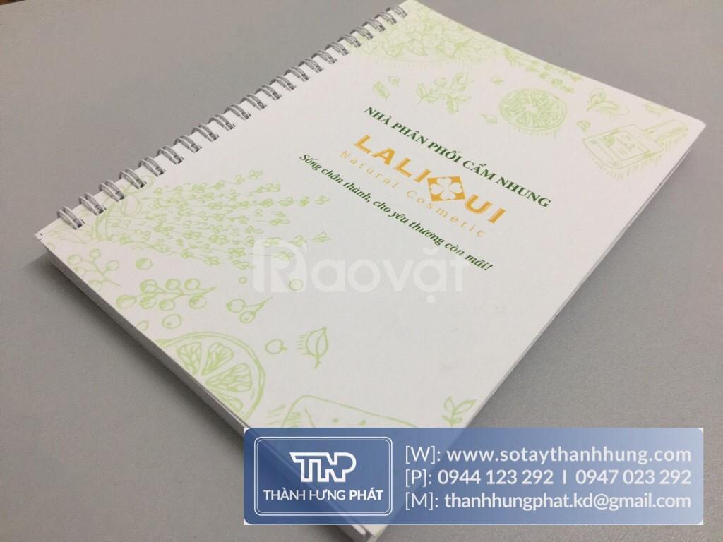 Xưởng in sổ tay giá rẻ, uy tín tại TPHCM