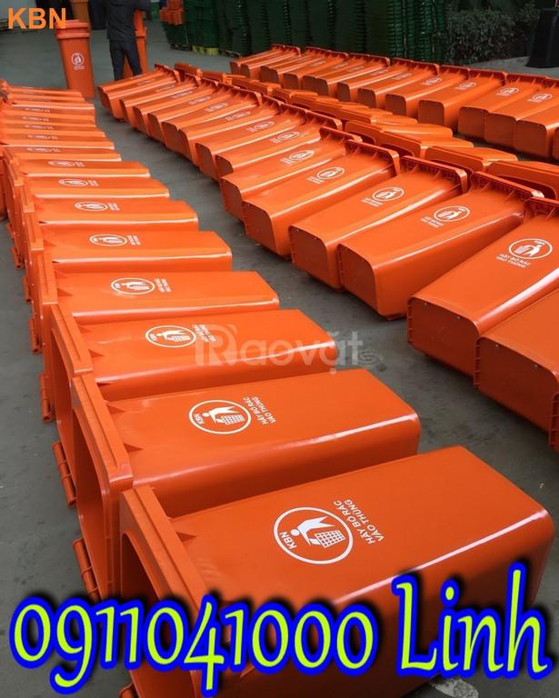 Địa chỉ thanh lý thùng rác nhập khẩu sỉ lẻ thùng 120l, 240l, 660l,.... (ảnh 4)