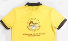 Cơ sở may áo thun đồng phục nhà hàng giá rẻ