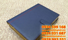 Nhà cung cấp in sổ tay uy tín, sản xuất sổ tay cao cấp doanh nghiệp