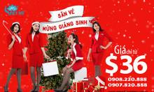 Air Asia khuyến mãi giáng sinh