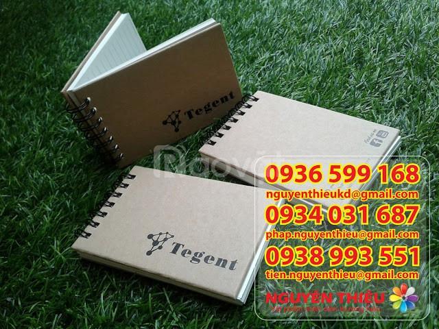 Công xưởng sổ tay cao cấp công ty sản xuất sổ tay giá rẻ TPHCM