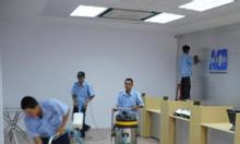 Cung cấp nhân viên dọn dẹp vệ sinh văn phòng tại quận Bình Tân