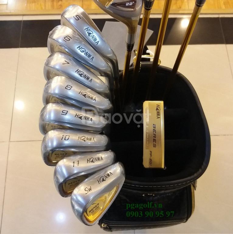 Bộ gậy golf Honma Aspec 4 sao chính hãng 2018