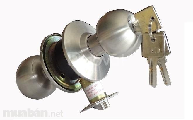 Sửa khóa tay nắm tròn tại nhà Quận Gò Vấp, thợ lưu động
