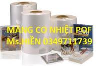 Chuyên cung cấp màng co nhiệt POF tại Hà Nội