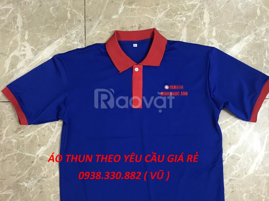 Xưởng may đồng phục áo thun công ty, xí nghiệp giá sỉ (ảnh 4)