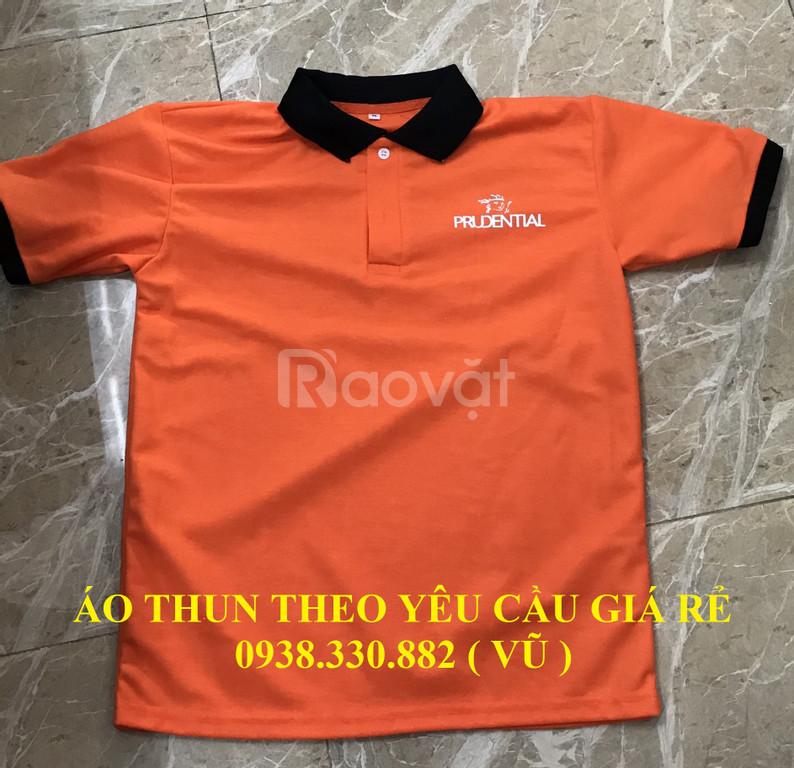 Xưởng may đồng phục áo thun công ty, xí nghiệp giá sỉ (ảnh 1)