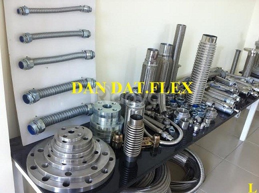 Khớp nối mềm chống rung inox 304 Dandat.Flex