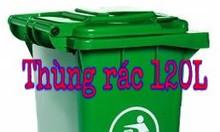 Địa chỉ thanh lý thùng rác nhập khẩu sỉ lẻ thùng 120l, 240l, 660l