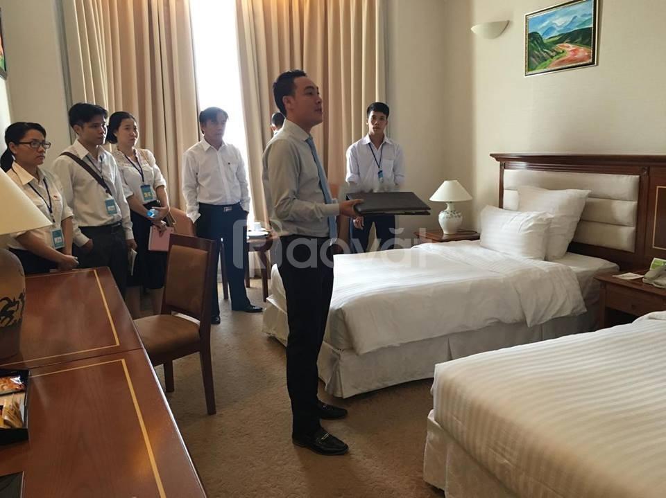 Học nghiệp vụ nhà hàng khách sạn tại các tỉnh thành trên toàn quốc